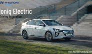 Harga Hyundai Ioniq Bandung