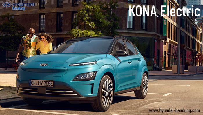 Harga Hyundai Kona Electric Bandung